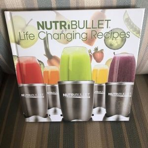 Nutri Bullet - Life Changing Recipes